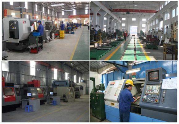 Công ty gia công cơ khí tại Nam Định