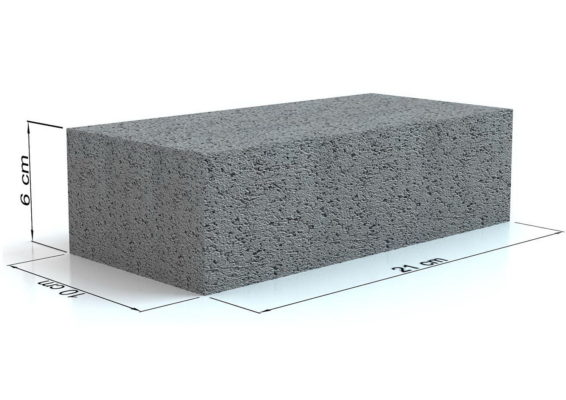 Gạch không nung Nam Trực - Nam Định loại gạch đặc