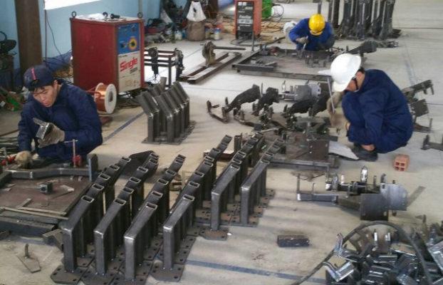 Xưởng gia công cơ khí tại Nam Định