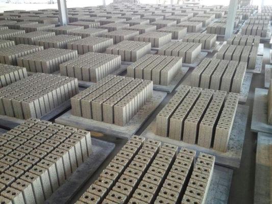 Hướng dẫn sản xuất gạch không nung